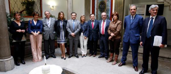 Primera Conferencia de Presidentes de Consejos Autonómicos de la Abogacía de España.