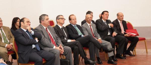 Toma de posesión de nuevos Consejeros en el Consejo Andaluz.
