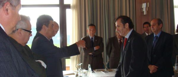 Toma de posesión del Vicepresidente y nuevos Consejeros en el Consejo Andaluz.