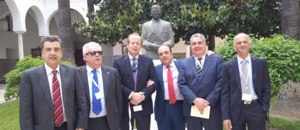 El Consejo Andaluz de Colegios de Abogados en la Jornada «La Reforma en la Justicia».