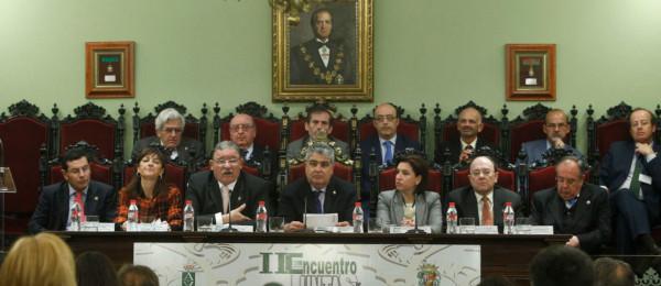 Celebrado el II Encuentro de Juntas de Gobierno de Colegios de Abogados de Andalucía.