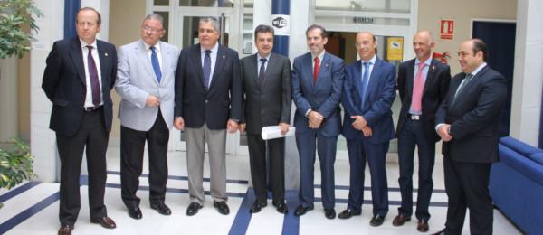RUEDA DE PRENSA Consejo Andaluz de Colegios de Abogados.