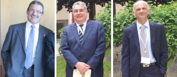 Reelección del Presidente, Vicepresidente y Secretario General del Consejo Andaluz.