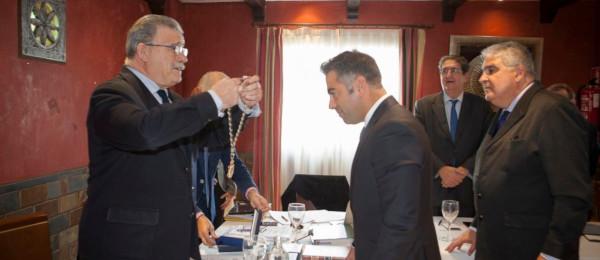 Toma de posesión de los nuevos Consejeros designados por las Juntas de Gobierno de los Ilustres Colegios de Abogados de Almería, Lucena y Málaga.