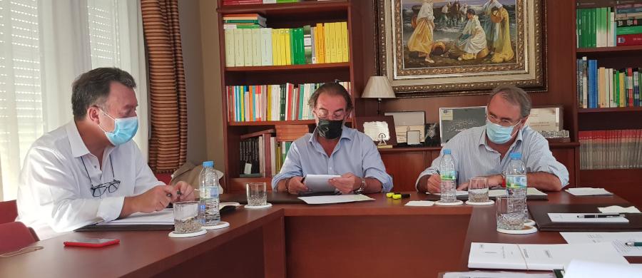 La Comisión Ejecutiva del CADECA perfila su plan de actuación para el nuevo mandato. (Julio 2021)